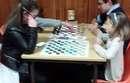 Le Jeu de Dames a eu du succès à la soirée jeux de société samedi 3 février...